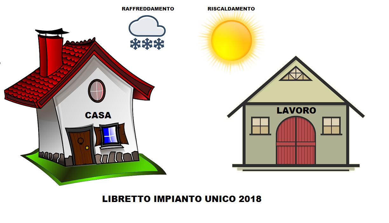Libretto impianto unico 2018