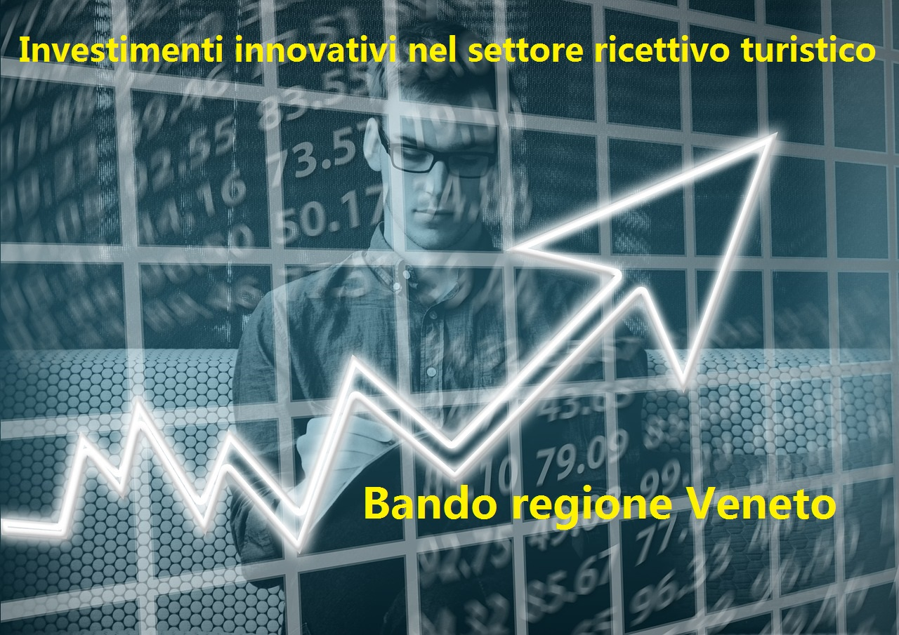 Bando Innovazione strutture ricettive