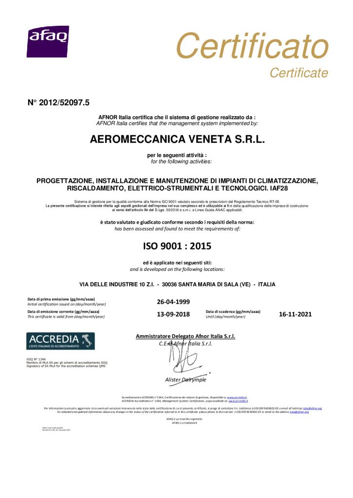 ISO 9001-001