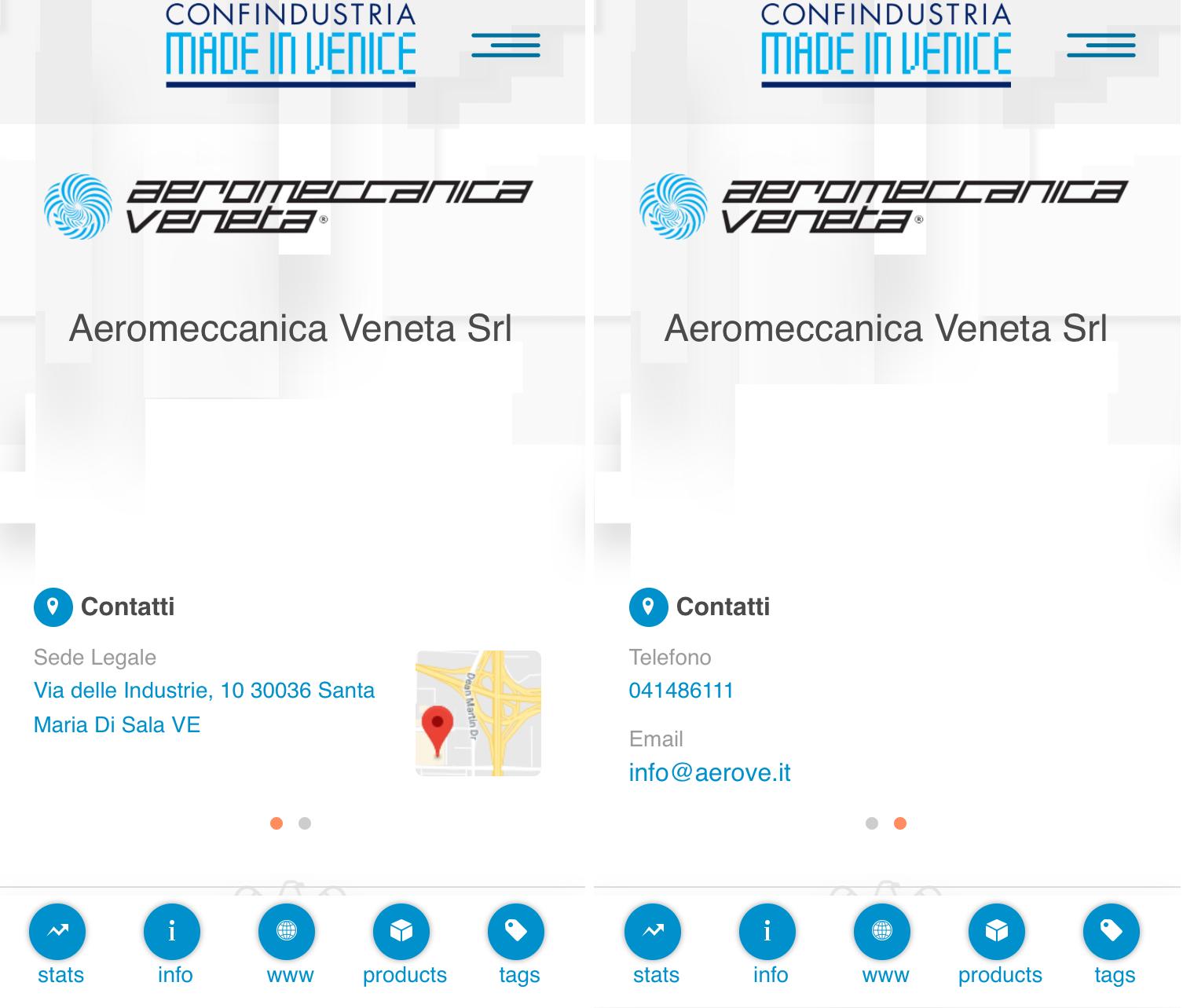 Made in Venice, l'App che mette in rete le imprese