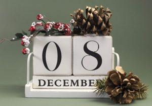 otto dicembre
